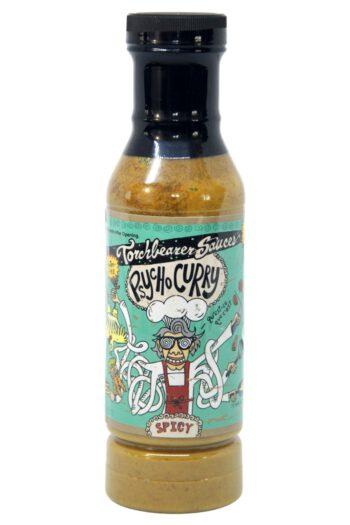 Torchbearer Psycho Curry Sauce 340g