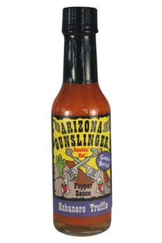 Arizona Gunslinger Habanero Truffle Hot Sauce 148ml
