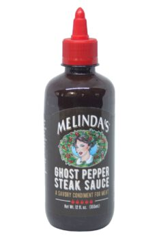 Melinda's Ghost Pepper Steak Sauce 355ml