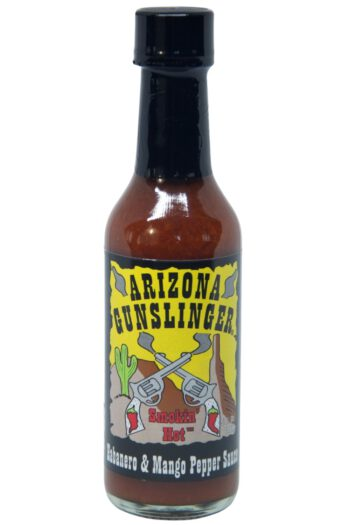 Arizona Gunslinger Habanero & Mango Pepper Sauce 148ml