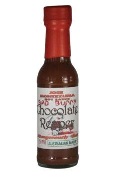 Jose Montezuma Bad Bunny Chocolate Reaper Hot Sauce 150ml