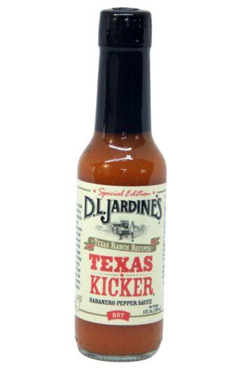 D.L. Jardine's Texas Kicker Habanero Pepper Sauce 148ml