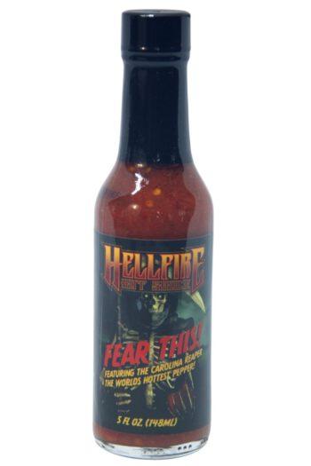 Hellfire Fear This! Hot Sauce 148ml