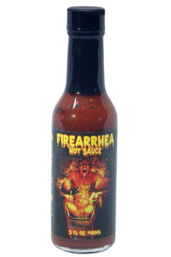 Hellfire Firearrhea Hot Sauce 148ml