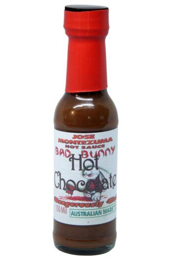 Jose Montezuma Bad Bunny Hot Chocolate Hot Sauce 150ml