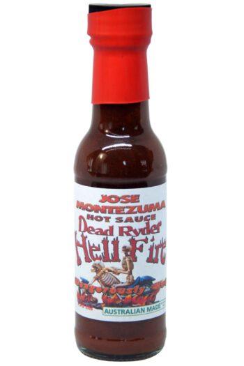 Jose Montezuma Dead Ryder Hellfire Chilli Sauce 150ml