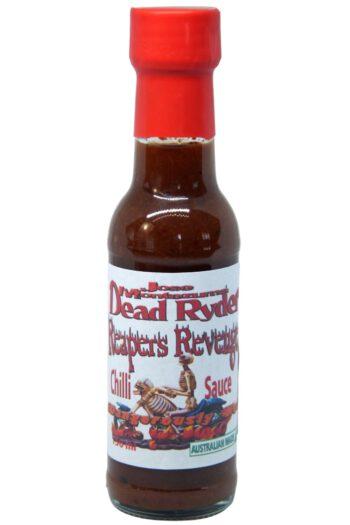 Jose Montezuma Dead Ryder Reaper's Revenge Chilli Sauce 150ml