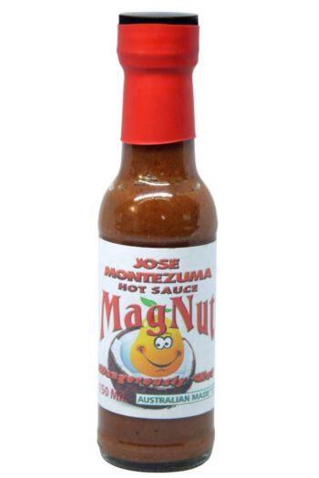 Jose Montezuma MagNut Hot Sauce 150ml