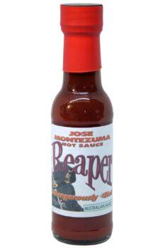 Jose Montezuma Reaper Hot Sauce 150ml