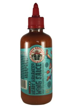 Sauce Brothers Purp Peri Peri Garlic Hot Sauce 355ml