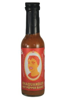 Lucky Dog Red Label Sweet & Garlicky Roasted Pepper Sauce 148ml