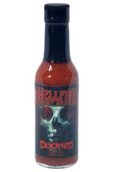 Hellfire Doomed Hot Sauce 147ml