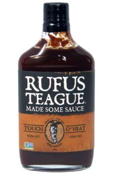 Rufus Teague Touch O' Heat BBQ Sauce 454g