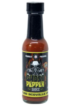 Chilli Seed Bank Ghost Pepper Sauce 150ml
