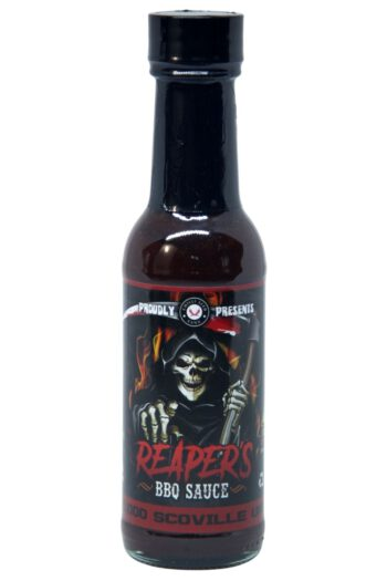 Chilli Seed Bank Reaper's BBQ Sauce 150ml