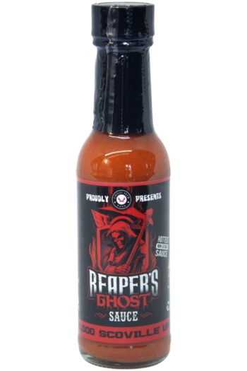 Chilli Seed Bank Reaper's Ghost Sauce 150ml