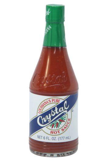 Crystal Louisiana Hot Sauce 177ml