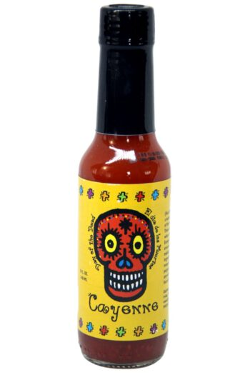 Day of the Dead Cayenne Hot Sauce 148ml