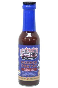 Hell's Kitchen Retro Jalapeno Hot Sauce 148ml