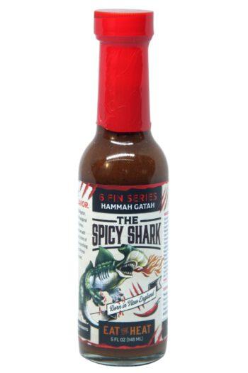 The Spicy Shark Hammah Gatah Hot Sauce 148ml