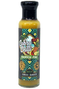 Cobra Chilli Tijuana Tango Mild Chilli Sauce 250ml