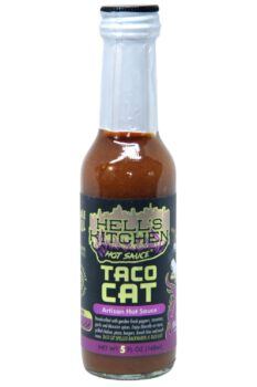 Hell's Kitchen Taco Cat Hot Sauce 148ml