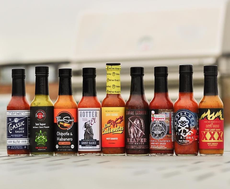 Hot Ones Season 12 Hot Sauce Lineup Revealed 1