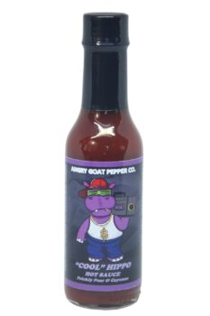Angry Goat Cool Hippo Hot Sauce 148ml