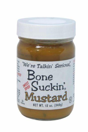 Bone Suckin' Sweet Spicy Mustard 340g