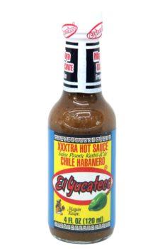 El Yucateco XXXtra Hot Kutbil-ik Habanero Hot Sauce 120ml