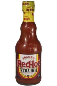 Frank's RedHot Xtra Hot Cayenne Pepper Sauce 354ml