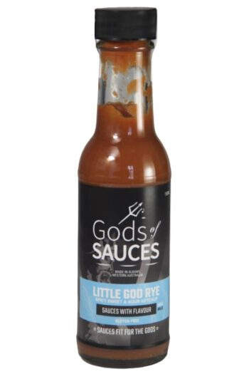 Gods of Sauces Little God Rye Spicy Sweet & Sour Ketchup 150ml