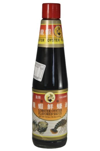 King Brand Lobster Oyster Flavored Sauce 470g