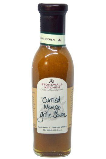 Stonewall Kitchen Curried Mango Grille Sauce 330ml
