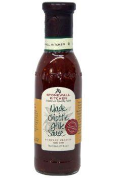 Stonewall Kitchen Maple Chipotle Grille Sauce 330ml