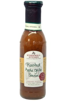 Stonewall Kitchen Roasted Apple Grille Sauce 330ml
