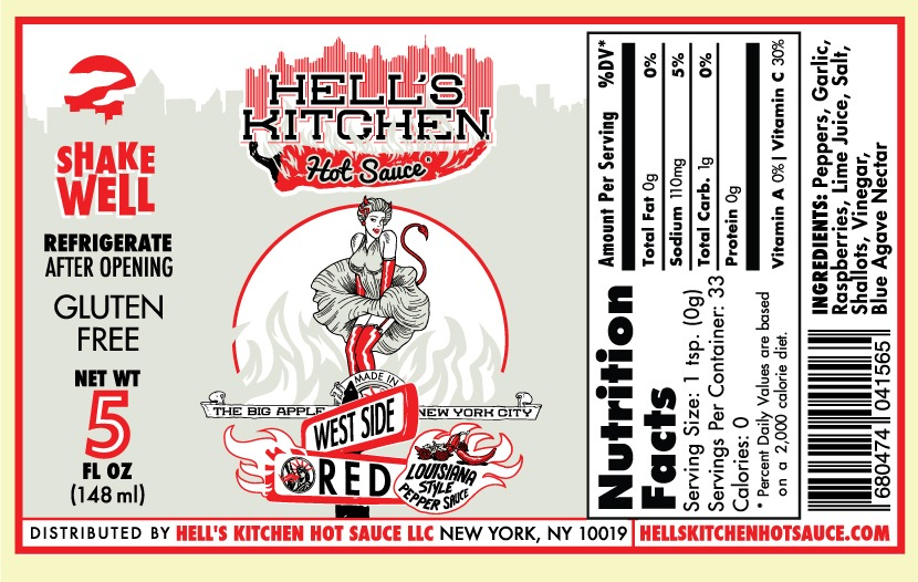 Brand Profile: Hell's Kitchen Hot Sauce 2
