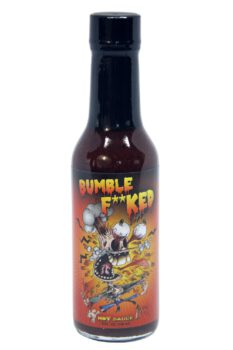 Bumble Foot's Bumble F**ked Hot Sauce 148ml