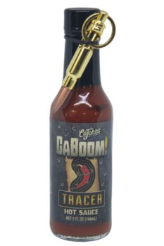 CaJohn's CaBoom! Tracer Hot Sauce 148ml