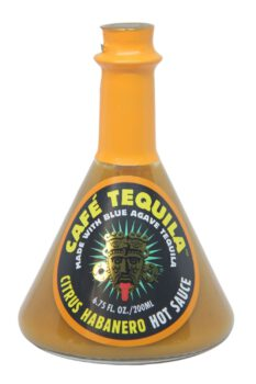 Cafe Tequila Citrus Habanero Hot Sauce 200ml