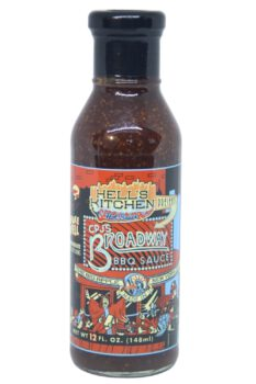 Hell's Kitchen Broadway BBQ Sauce 355ml