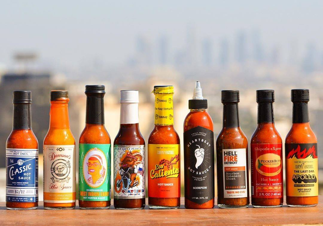 Hot Ones Season 13 Hot Sauce Lineup Revealed 1