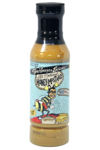 Torchbearer Sauces Honey Mustard 340g