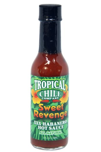 Tropical Chile Company Sweet Revenge XXX Habanero Hot Sauce 148ml