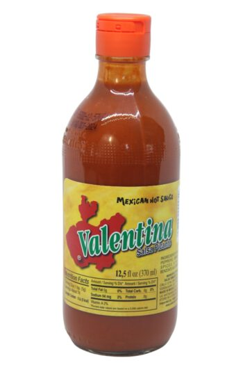 Valentina Salsa Picante Mexican Hot Sauce 370ml