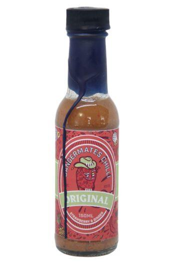Dangermates Original Strawberry and Ginger Hot Sauce 150ml