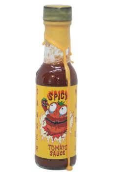 Dangermates Spicy Tomato Sauce 150ml