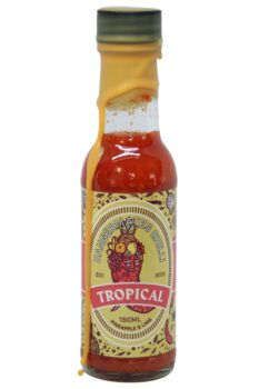 Dangermates Tropical Pineapple & Lime Hot Sauce 150ml