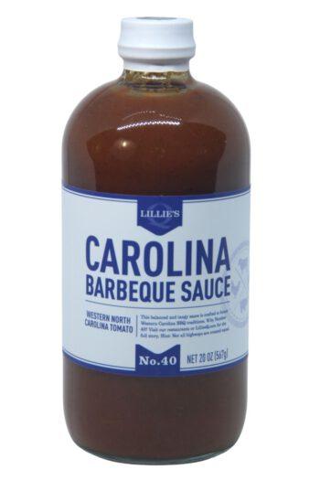 Lillie's Q Carolina Barbeque Sauce 567g