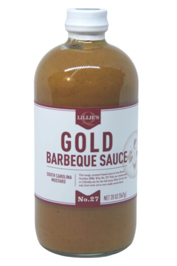 Lillie's Q Gold Barbeque Sauce 567g